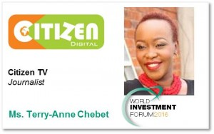 Ms. Terry-Anne Chebet