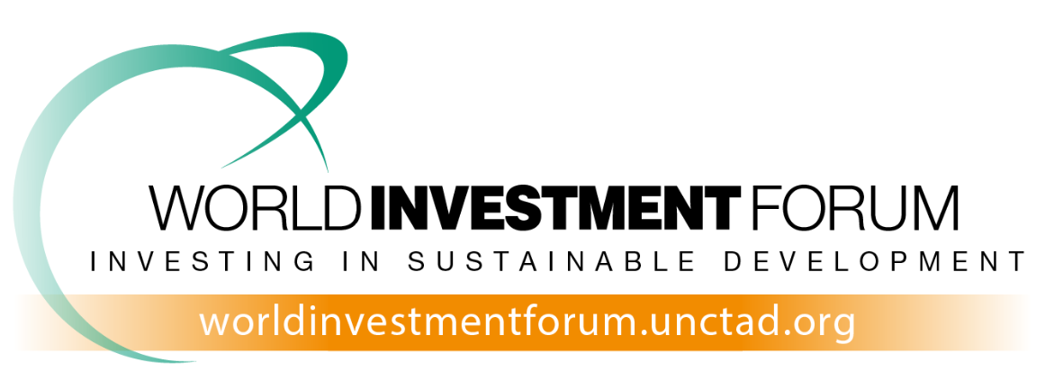 World investment forum 2021 new frontier investments